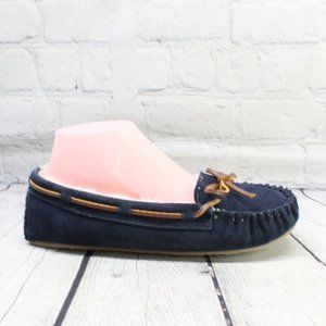 MINNETONKA Cally Moccasin Slippers Slippers 8 M